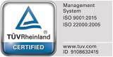 ISO certificering ID number 9108632415